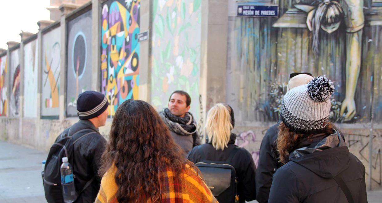 tour y ruta de arte en Madrid
