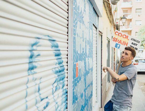 Explicación acerca del arte urbano y acerca de nosotros