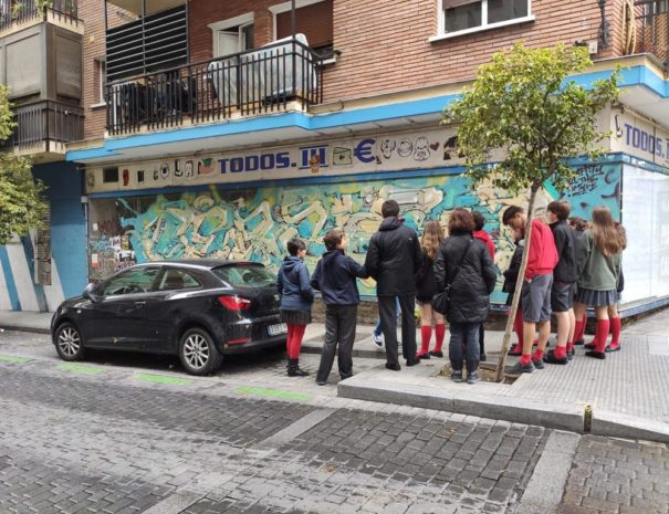 Excursiones escolares en Madrid para secundaria