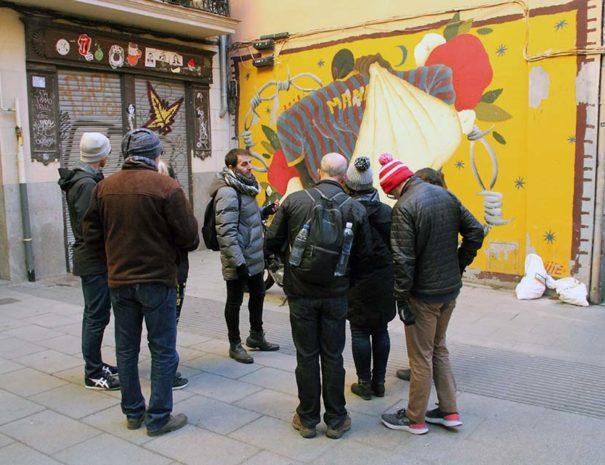 Visita guiada en Calle Embajadores