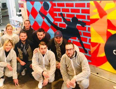 Team building con tour privado en Madrid