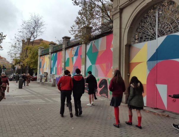 Tour alternativos para grupos escolares en Madrid