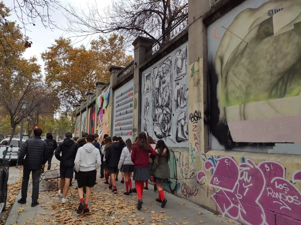 Excursiones escolares en Madrid para chavales de 14 a 18 años