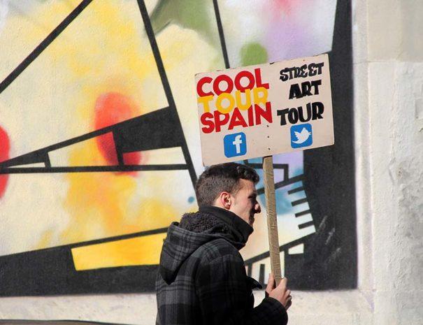 visita guiada de arte urbano y graffiti en Madrid