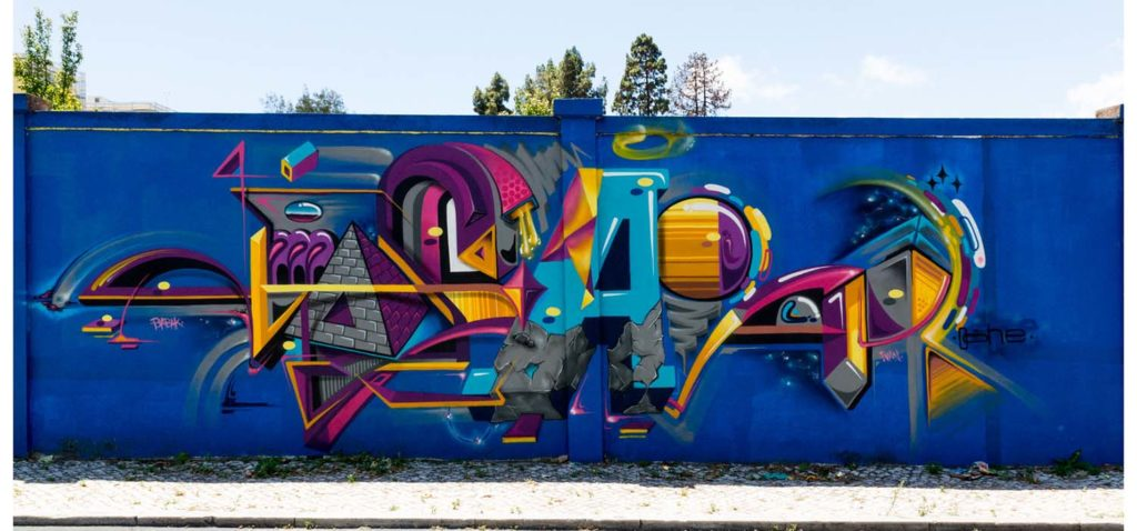 contacto del equipo de graffiti