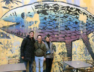 tour de arte urbano en Madrid para todos los públicos.