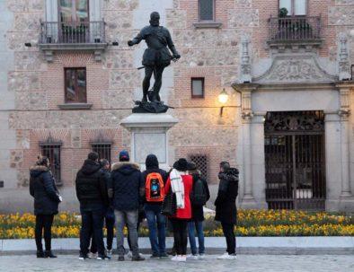 tour centrado en la historia de Madrid