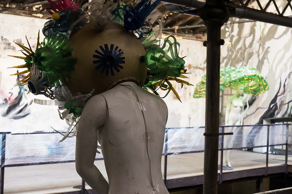 Exposiciones fuera de lo común en museos arte contemporaneo Madrid