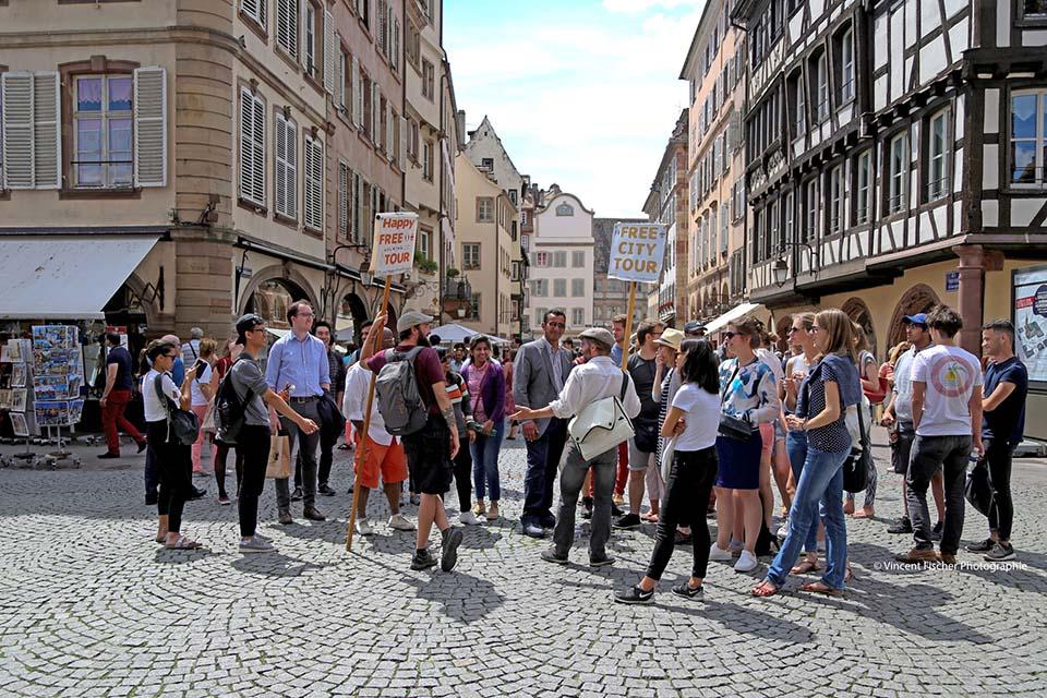 visitas guiadas en Estrasburgo