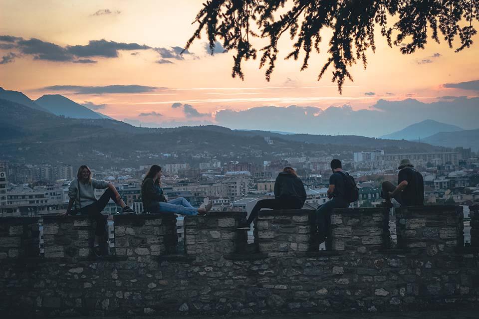 visita Skopje