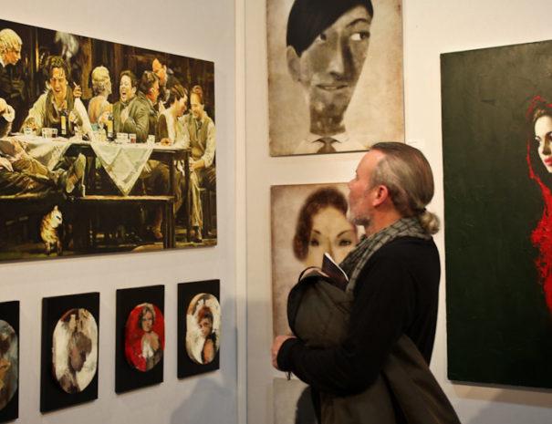 Ruta guiada de arte contemporáneo en Madrid