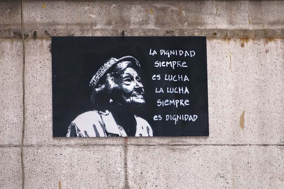 rutas alternativas Madrid para descubrir artistas locales