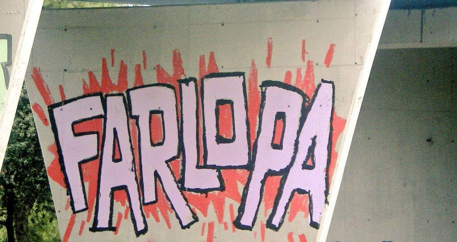 Donde hacer graffiti en Madrid. Foto Farlopa