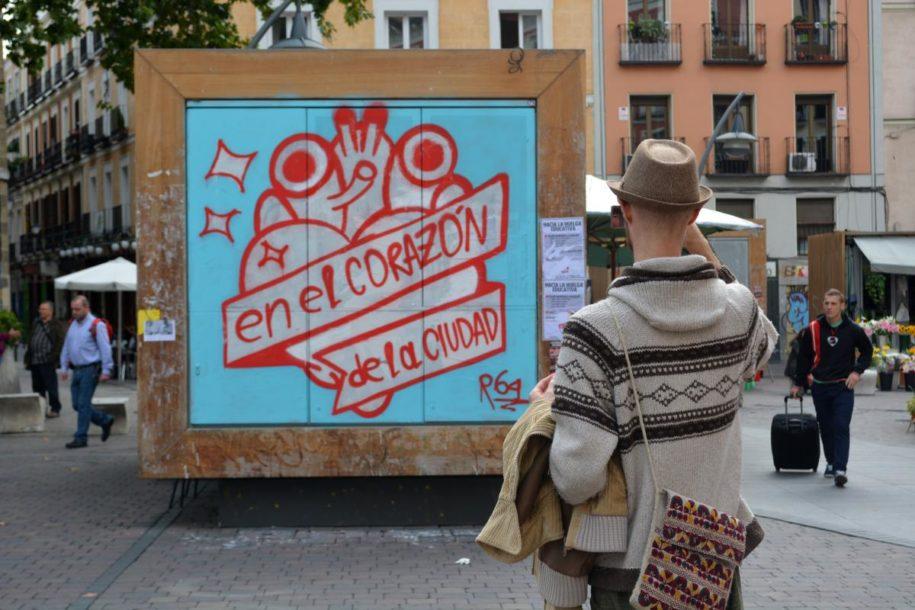 El safari urbano en Madrid número 1