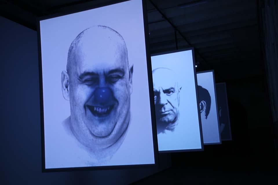 Exposición de arte contemporáneo en Madrid