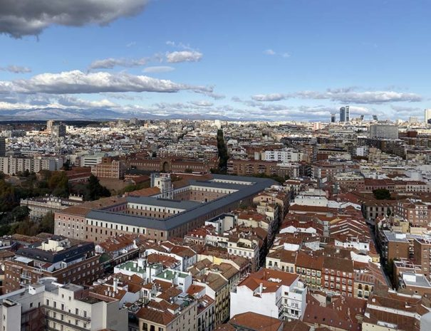 Tour de arquitectura por Madrid centro