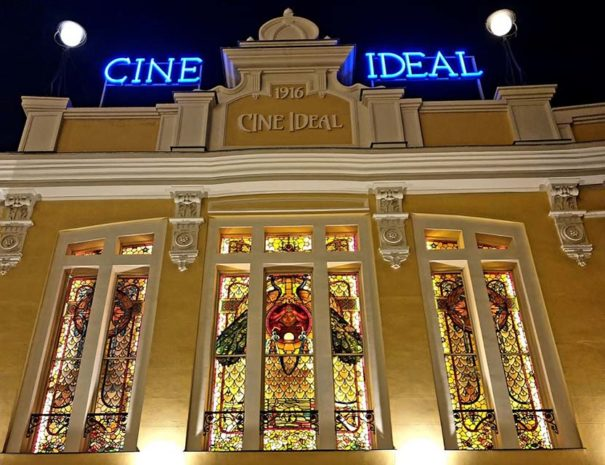 Cine Ideal Madrid