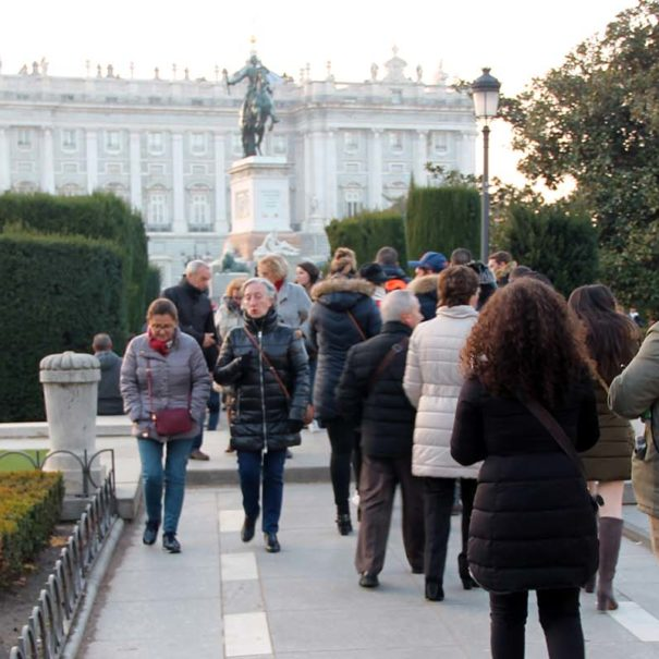 tour madrid histórico