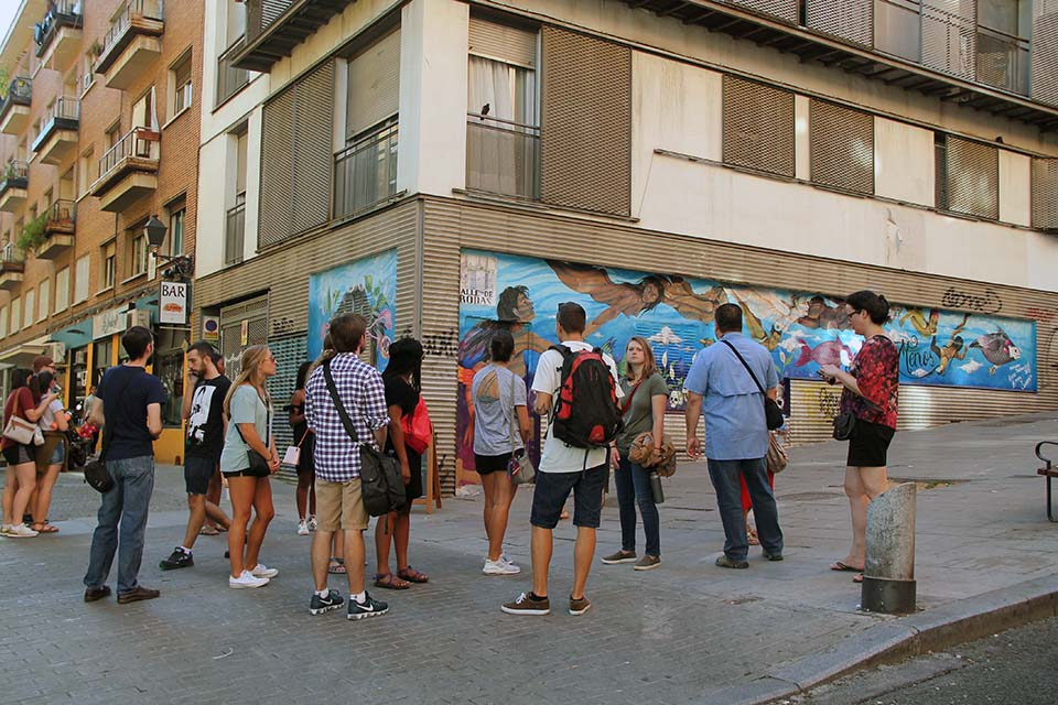 Madrid city tour precio para estudiantes