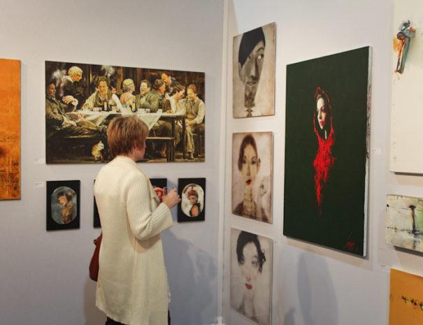 Recorrido privado de arte contemporáneo en Madrid