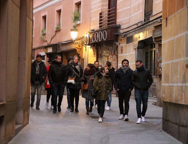 visita guiada y tour por el madrid histórico