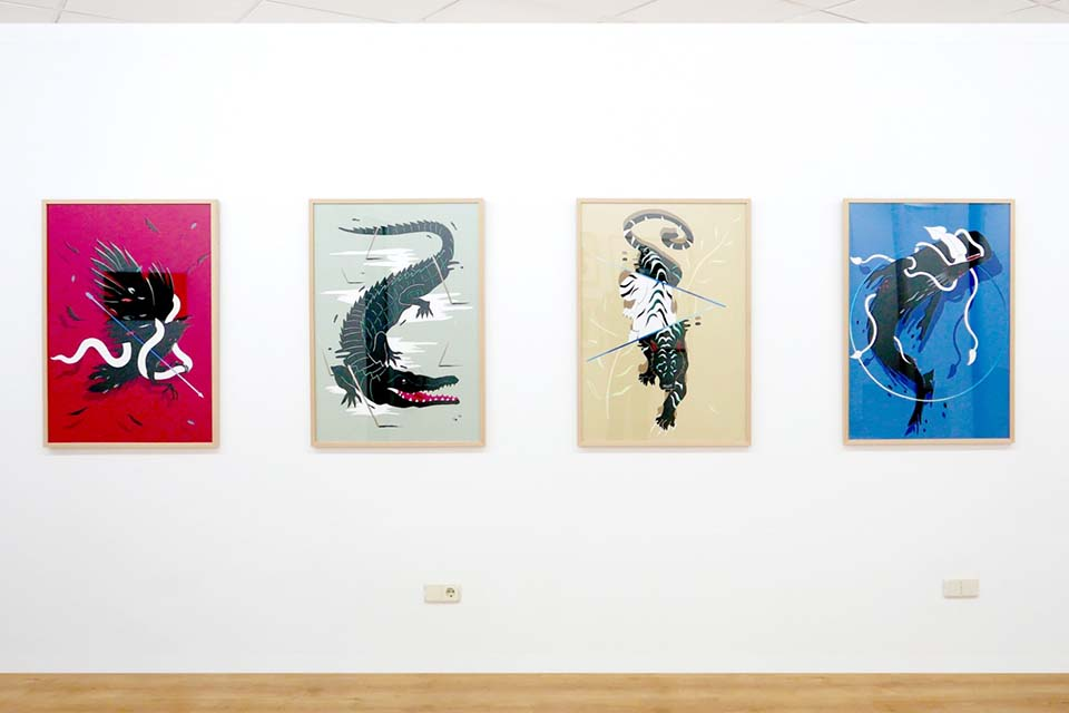 Galeria de arte urbano en Madrid, Swinton & Grant