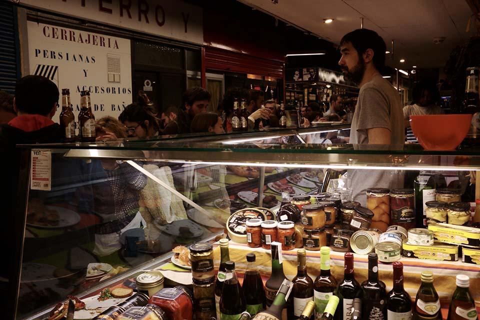 Mercados tradicionales que ver en madrid en un dia