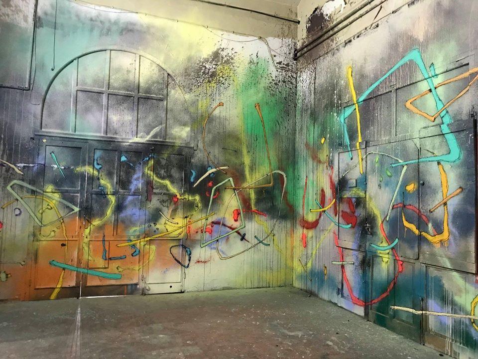 Proyectos de arte urbano en Madrid, RARO
