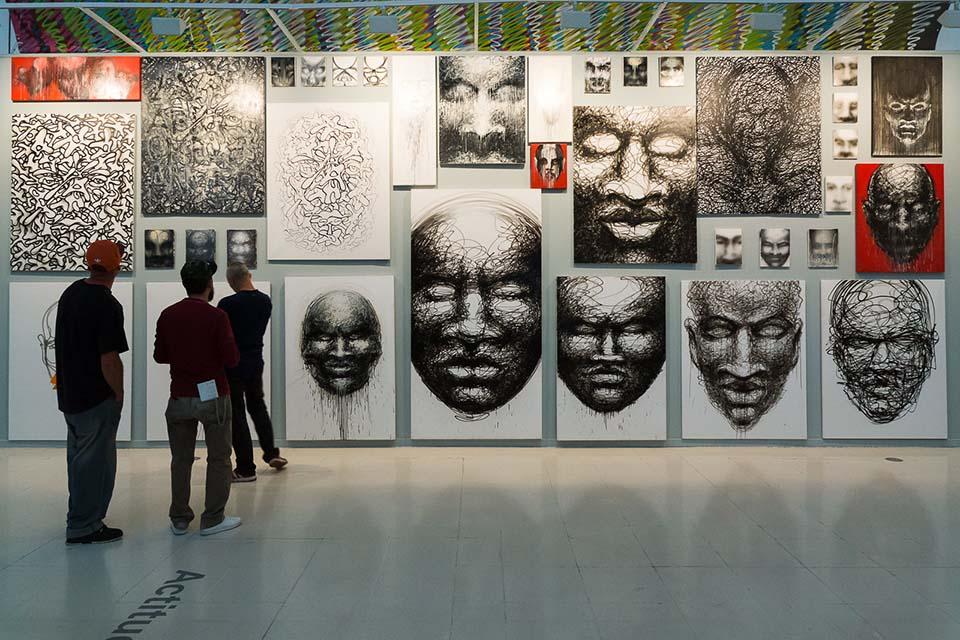 Expo Suso33 arte urbano Madrid