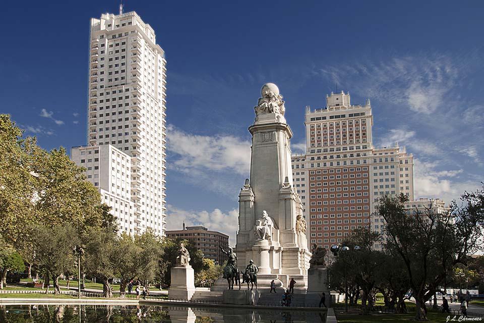 Foto de la Plaza de España