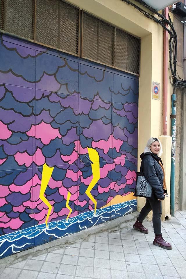 guias turisticos en Madrid, Patricia