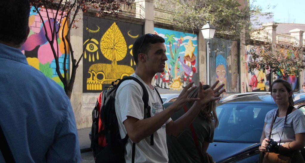 rutas turisticas por Madrid ciudad