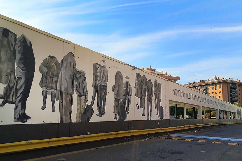 Street art en Tarragona