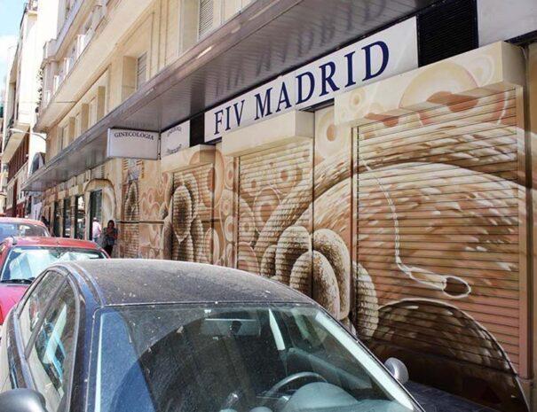 graffiti para el cierre de un comercio