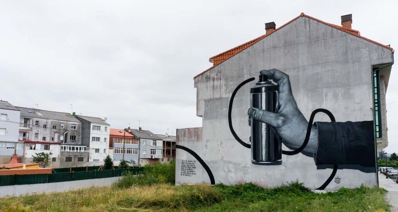 arte callejero 2020