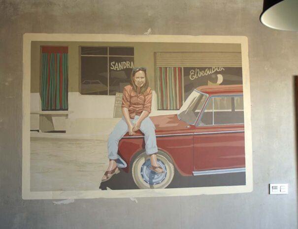 murales decorativos personalizados