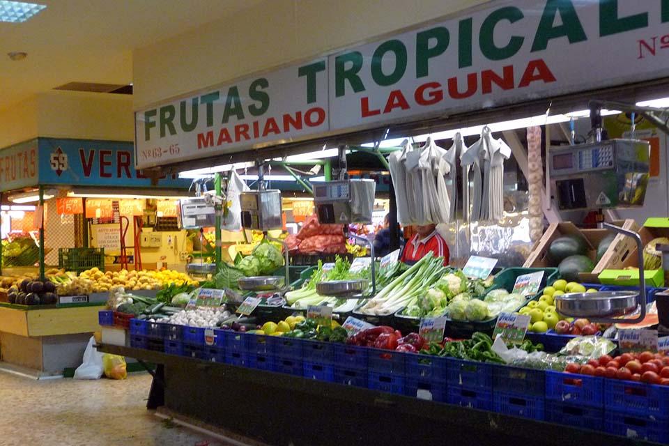 Mercados municipales madrid