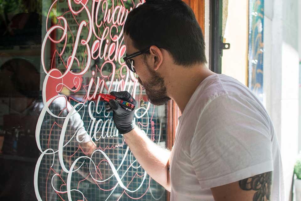 Caligraffiti Madrid