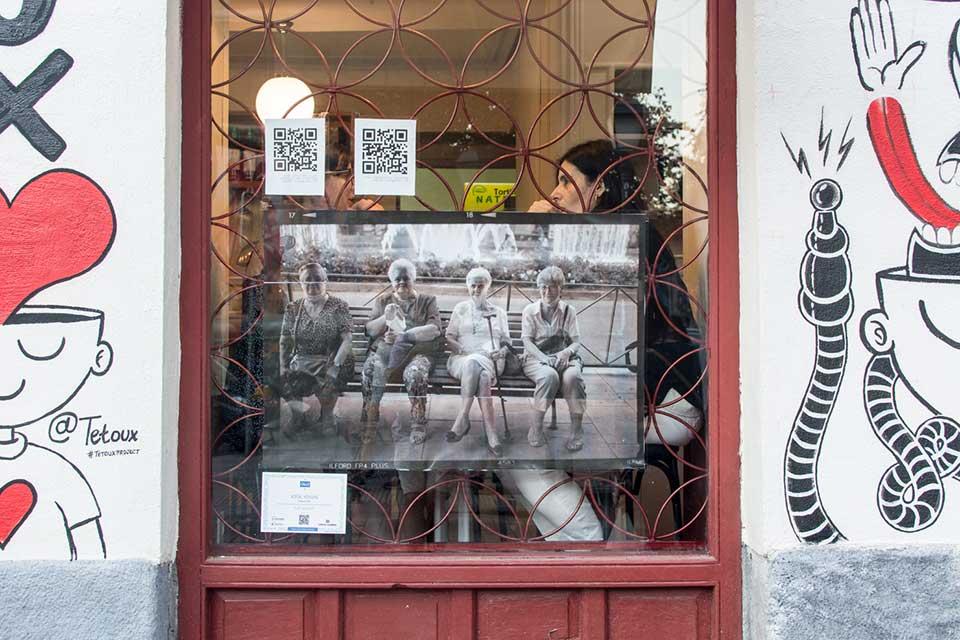 fotografía contemporánea Madrid