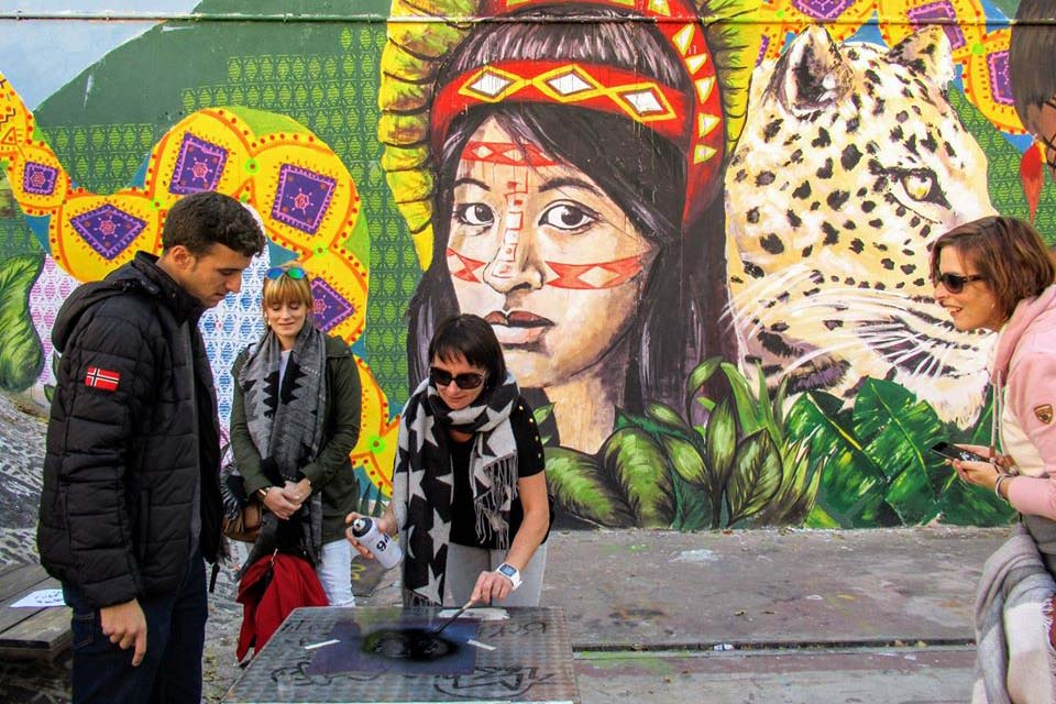 eventos graffiti madrid españa