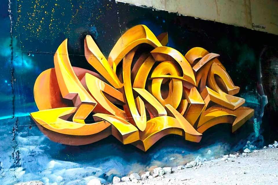 diferencia entre arte urbano y graffiti