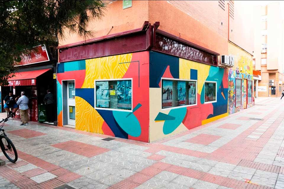 beneficios y características del arte urbano