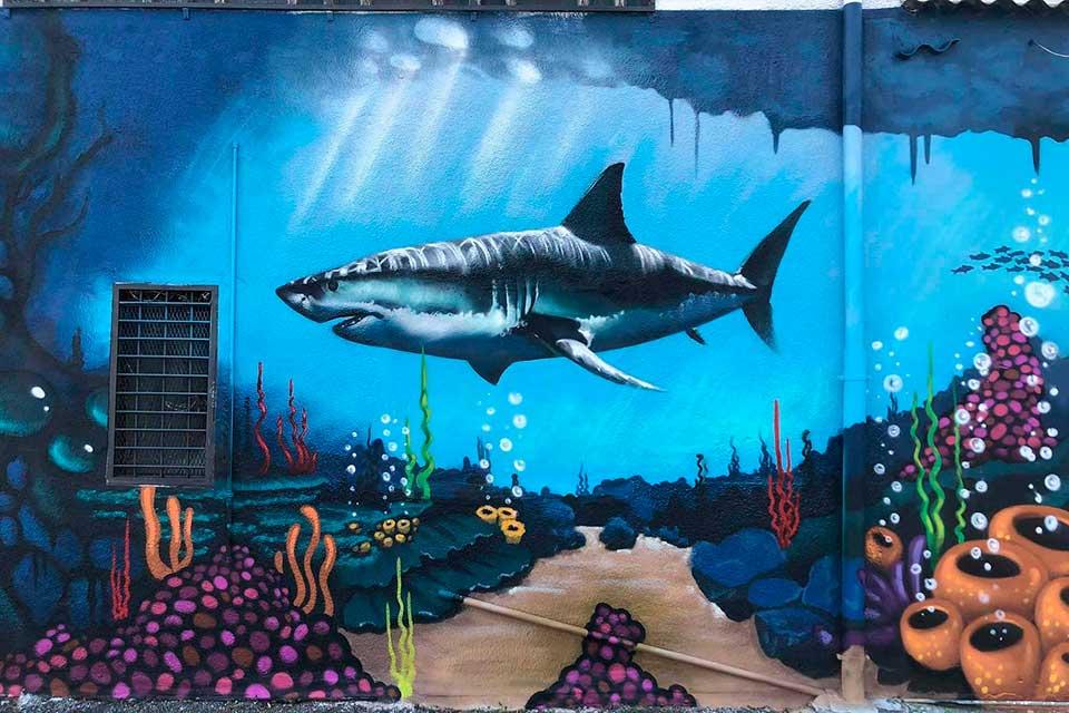 características de los murales de arte urbano