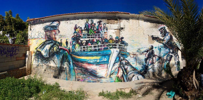 arte urbano político