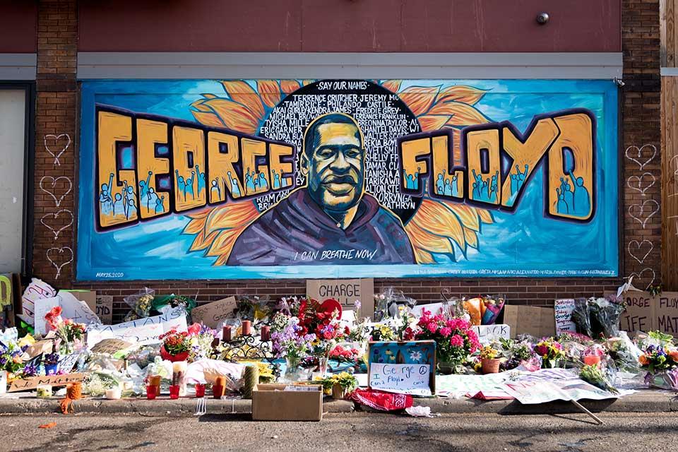 arte urbano politico en Estados Unidos