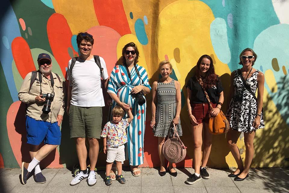 visita guiada privada de arte urbano y graffiti