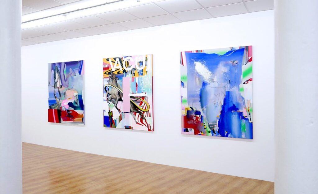 visitas guiadas galerias arte lavapies madrid