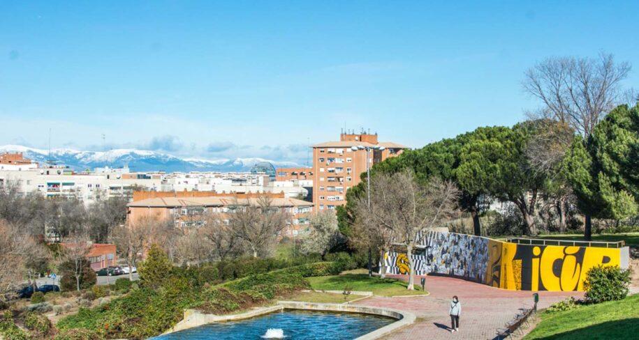 festival de arte urbano en Madrid ciudad