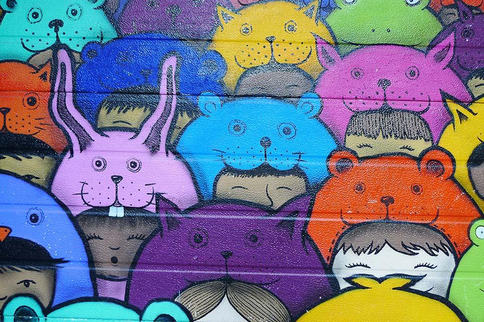 arte urbano para colegios