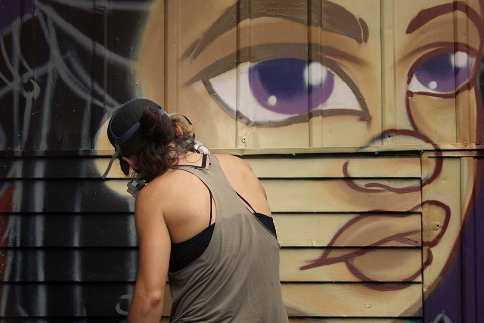 grafiteras y grafiteros profesionales en madrid
